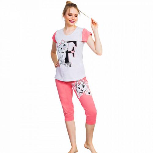 Pijama Dama Vienetta Kittens 'Fashion Love'