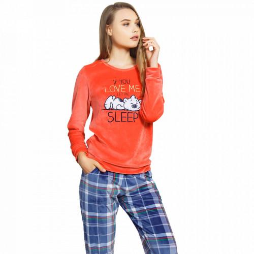 Compleu Extra Soft Dama, Vienetta, Model 'Let Me Sleep'