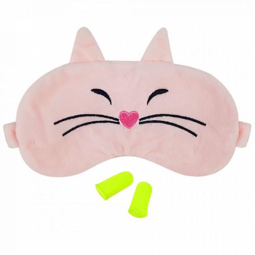 Masca Dormit 'Sweet Kitty' si Antifoane Interne Urechi