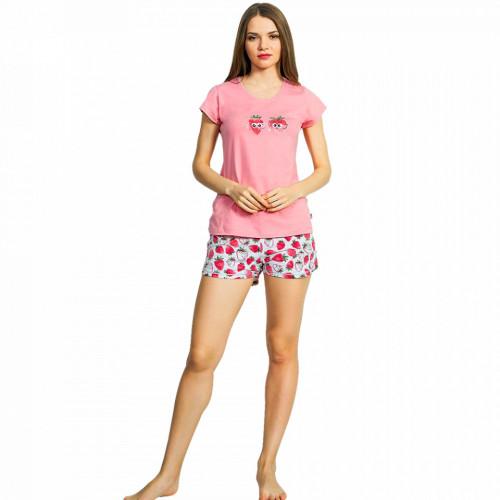 Pijamale Dama Vienetta, 'Hola Summer' Pink