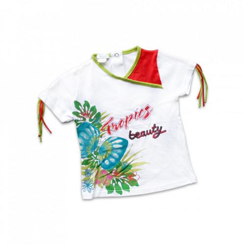 Tricou Copii, Brand Iana Collection, Model 'Tropics Beauty'