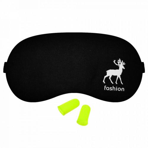 Masca Dormit 'Fashion Deer' si Antifoane Interne Urechi