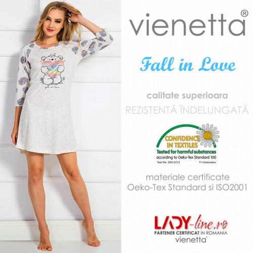Camasa de Noapte Vienetta, 'Fall in Love'