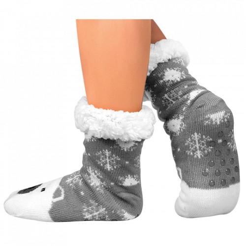Ciorapi Imblaniti Lady-Line, 'Snow Bear'