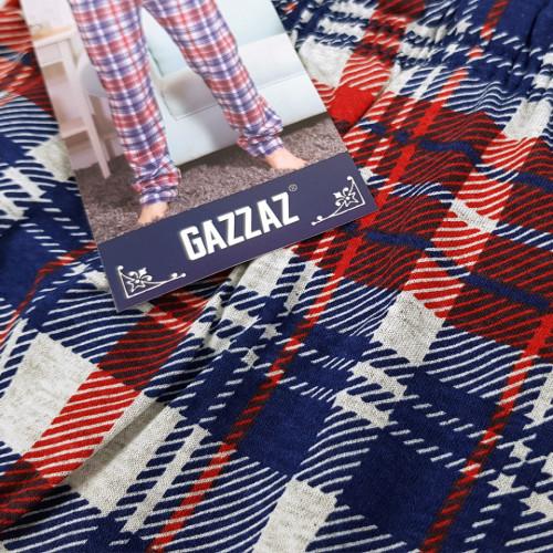 Pantaloni Pijama Barbati Gazzaz by Vienetta 'Colors'