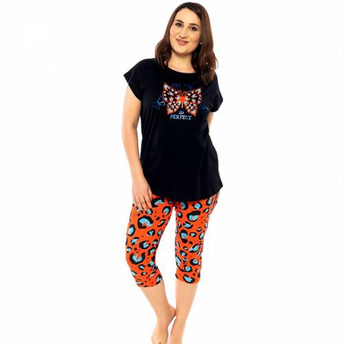 Pijamale Confortabile Dama Marimi Mari Vienetta Dream Model 'You ar so Perfect'