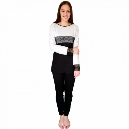 Pijamale Dama Bumbac 100%, Brand Charachter, 'Vanity Obsesion'
