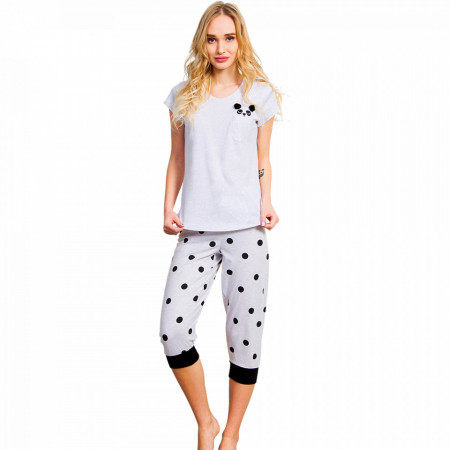 Pijamale Dama Vienetta, Model 'Lovely Panda'