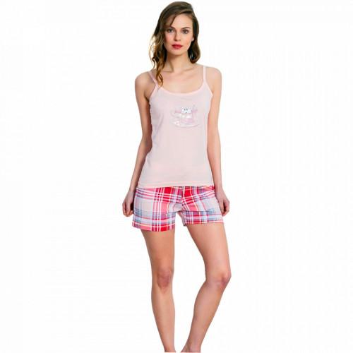Pijamale Dama Vienetta, Model Tea Time