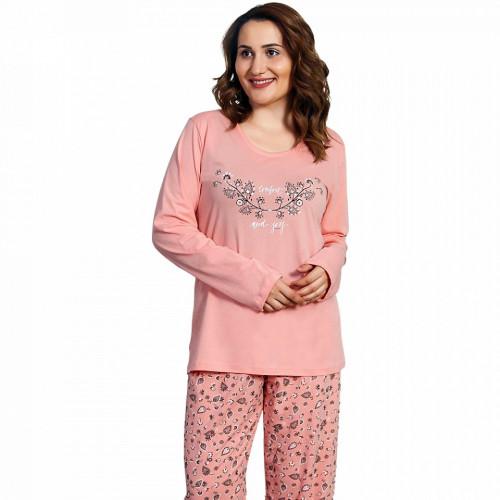 Pijamale Marimi Mari Vienetta, Model Comfort and Joy