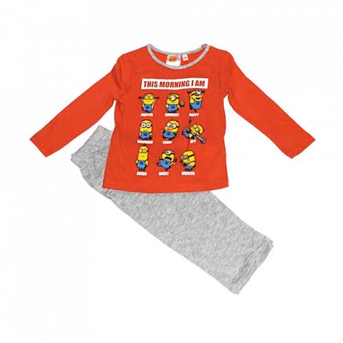 Pijamale Baieti Disney, Model Minions Family