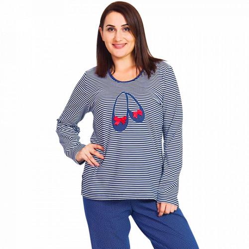 Pijamale Dama Marimi Mari Vienetta Model 'Marina Style'