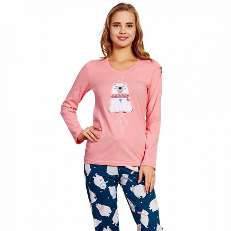 Pijamale Dama Vienetta, Model 'Love Is In The Air'