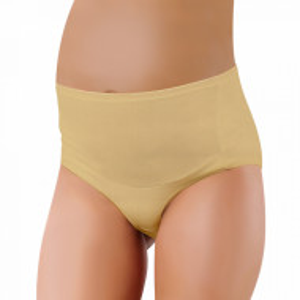 Chilot Prenatal Gravide, Bumbac 95%, Crem