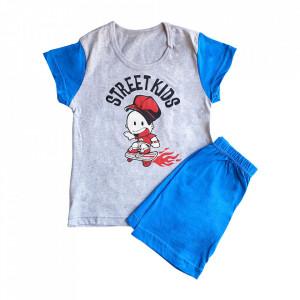 Pijamale Baieti, Brand Ana Art Textil, Model 'Street Kids'