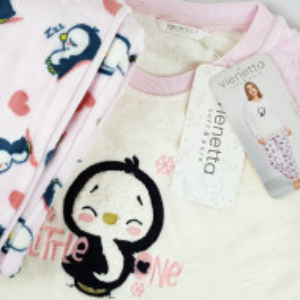 Compleu Extra Soft Dama Vienetta Soft & Pure, 'Little One'