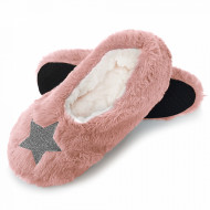 Papuci de Casa Tip Saboti, 'Soft Pink'