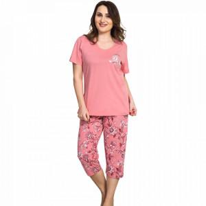 Pijama Dama Marimi Mari, Vienetta, 'Wonderful' Pink