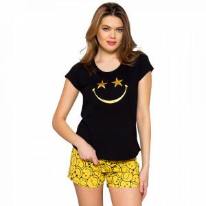 Pijama Dama Vienetta Bumbac 100%, 'Happy Summer'