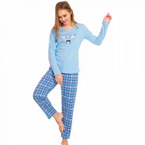 Pijamale Dama Vienetta, Model 'Hey, Mrrr....'