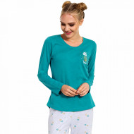 Pijamale Dama Vienetta, Model 'Tropic'