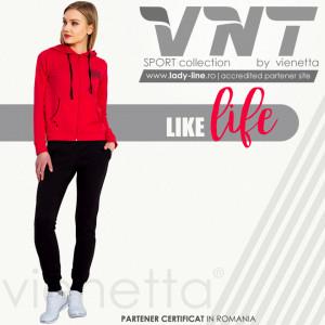 Trening Confortabil Dama VNT by Vienetta Model 'Like Life'