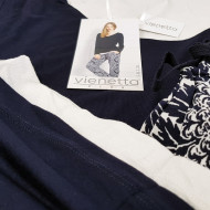 Compleu Pijama Dama Vienetta Plus 'Privilege'