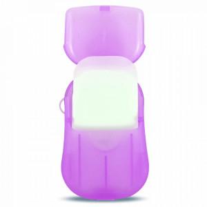 Dispozitiv cu Foite de Sapun Rufe Ideal pentru Calatorii, Aroma de Ocean, 50 Buc