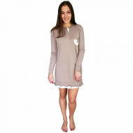 Nightwear Snelly L'Originale, 100% Cotton, 'Day Of Love'