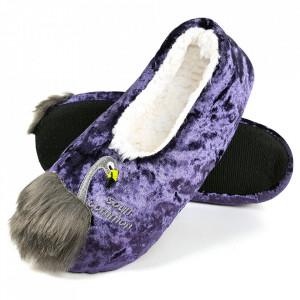 Papuci de Casa Balerini, 'Flamingo Soul' Purple