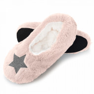 Papuci de Casa Tip Saboti, 'Dusty Pink'