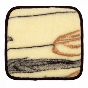 Perina de Scaun din Lana Naturala de Oaie Model 'Symbiosis Comfort', 1 Bucata