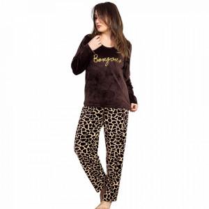 Pijamale Dama Marimi Mari Vienetta, 'Wild Life - Bonjour'