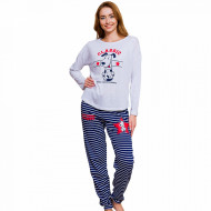 Pijamale Dama Vienetta Model 'Classic Happiness'