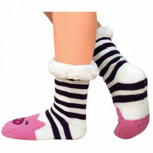 Ciorapi Imblaniti Lady-Line, 'Miss Piggy'
