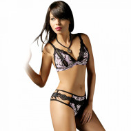 Lenjerie Intima Set, Sutien si Chilot Tanga , Obsesive Collection, Model Princess