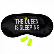 Masca Dormit 'The Queen is Sleeping' si Antifoane Interne Urechi