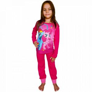 Pijamale Copii 'Pinkie Pie & Rainbow Dash', Brand My Little Pony