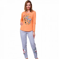 Pijamale Dama Vienetta Model 'Good Night'