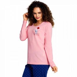 Pijamale Dama Vienetta, Model 'Happy Nights'