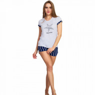 Pijamale Dama Vienetta, Model 'Sea You Soon'