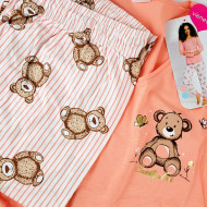 Pijamale Dama Vienetta, 'Sweety Love' Pink