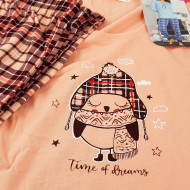 Pijamale Dama Vienetta, 'Time of Dreams' Pink