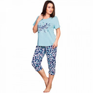 Pijama Dama Marimi Mari, Vienetta, 'Be Happy' Blue