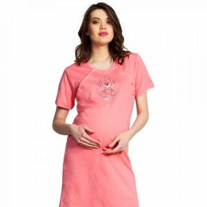 Camasa pentru Gravide si Alaptat Vienetta, 'Magic Moment' Pink