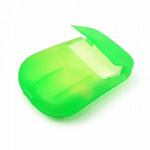 Dispozitiv cu Foite da Sapun Ideal pentru Calatorii, Aroma de Mar, 50 Buc