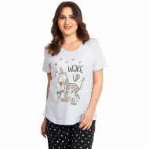 Pijama Dama Vienetta Marimi Mari, 'Wake Up, Unicorn'
