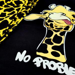 Pijamale Dama Vienetta Bumbac 100% 'No Problem'