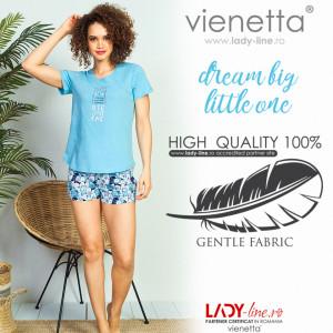Pijamale Dama Vienetta, 'Dream Big Littlea One'