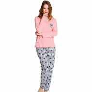 Pijamale Dama Vienetta 'Hello Beautiful'